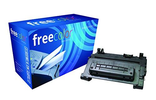 Preisvergleich Produktbild freecolor CC364A für HP LaserJet P4014, Premium Tonerkartusche, wiederaufbereitet, 10.000 Seiten, 5 Prozent Deckung, BLACK