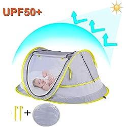 StillCool Bébé Voyage Lit, Travel Cot Bébé Tente moustiquaires se pliantes de moustiquaire de lit d'enfant
