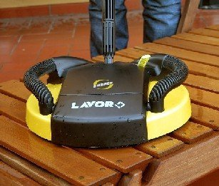 Karcher Patio Cleaner (Lavor Surfer Patio driveway Cleaner, includes Karcher fitting too. by Lavor)