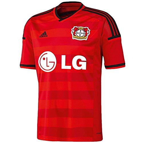 adidas Performance Bayer 04 Leverkusen - Kinder Fußballtrikot - Fußball - Rot - 164