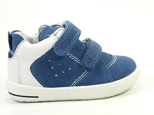 """Superfit MOPPY Première """"Bébé Fille Chaussures–Sneakers Bleu"""