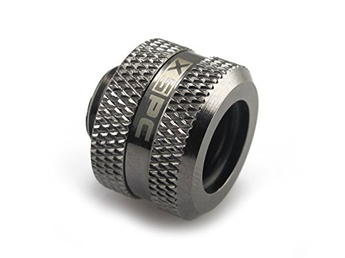 xspc-g1-4-to-14-10mm-petg-triple-seal-fitting-black-chrome