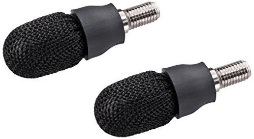 Wacom ack-20610 punte di ricambio per bamboo stylus solo3 cs-160 e duo3 cs-170, nero, 2 pezzi