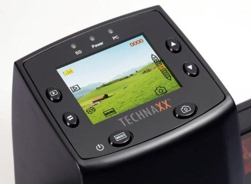 Technaxx DigiScan DS-02 Scanner für Neg...