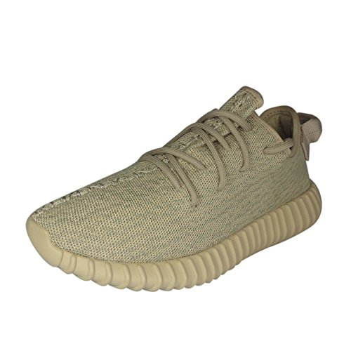 Adidas Herren Yeezy Boost 350 Oxford Tan Kanye West Sneaker Size 41 1/3 EU / 7.5 UK / 8 US (Adidas Oxford)