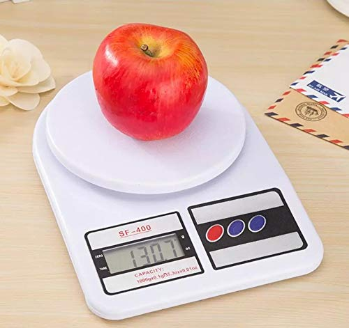182199bcc Easelife® Ultimate Kitchen Weighing Machine Electronic Digital 10 kg ...