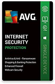 AVG Internet Security (1 PC   3 Years) (Email Delivery in 1 Hour-No CD)
