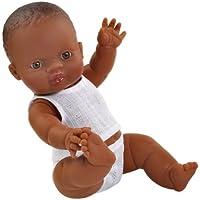 Paola Reina 54002 - Pijama blanco para muñeca