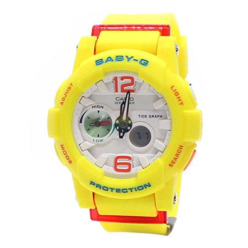 Casio Damas Watch Baby-G G-LIDE Reloj BGA-180-9B