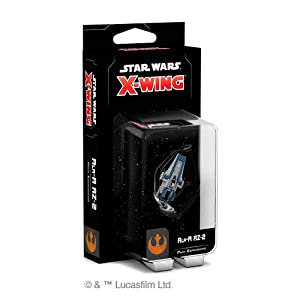 Asmodee Italia - Star Wars X-Wing ala-A RZ-2, Color, 9941