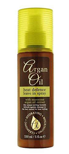 Arganöl Wärme Defense Leave-In Spray mit marokkanischen Argan-Öl-Extrakt 150ml