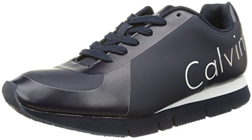 Calvin Klein Jeans - Jack, Sneakers da uomo, Blu (Bleu (Nvy)), 45