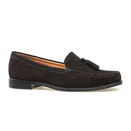 Van Dal Sussex, Women's Loafers, Black (Black Nubuck), 6 UK (39 EU)