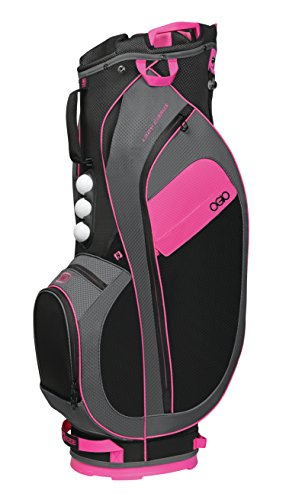 OGIO 2018Lady Cirrus Cart Bag, Lady Cirrus CART Bag, Rose (Lady Bag Cart)