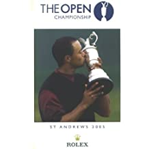 Open Championship: Official Annual of the Open Championship 2005 by Sommers, Robert (2005) Hardcover