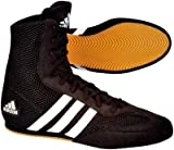 ADIDAS Box Hog Boxing Boots - Black