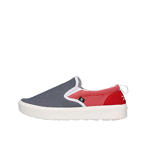 Hey Dude FLIP Slip On Herren Red & Blue Multi Colour