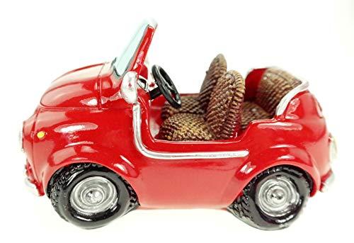 desplegable hecho a mano con dise/ño en 3D con coche T07 Tarjeta de felicitaci/ón para 18/º cumplea/ños y permisos de conducci/ón