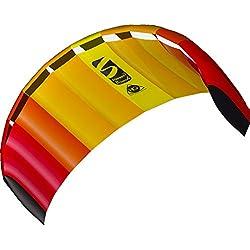 HQ Powerkites Symphony Beach III 1.8 Aile de kitesurf Mango