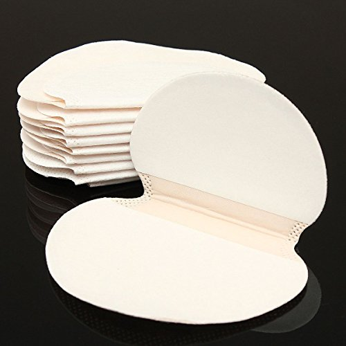 Cooltechstuff–60PCS Einweg schweißabsorption Pads-Anti-Transpirant Unterarm Achsel Guard Tabelle Shield Fresh Dry Outdoor warm Sweat Aufkleber - Pro Guard Shield