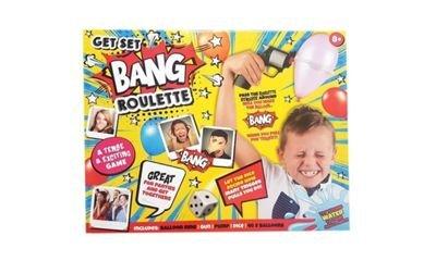 BANG-ROULETTE-Das-Wasserballon-Schieen-Spannung-Spiel Holland Plastics Original Brand BANG Roulette – Das Wasserballon Schießen Spannung Spiel! -