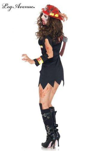 Leg Avenue - Costume Pompiere Morto Vivente