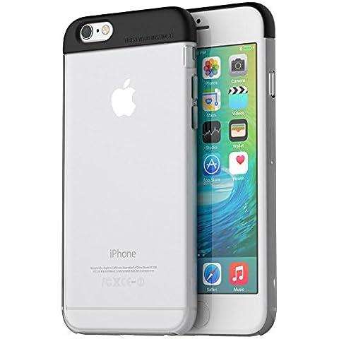 iPhone 6S Plus, [Pops] araree® SF rivestimento superiore della parte con Parte trasparente PC composizione corporea Separato Custodia Slim Fit per iPhone 6S Inoltre, il caso più iPhone 6 Plus