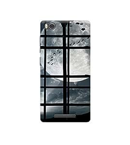 Ebby 3d printed back case cover for Xiaomi Mi4i(Premium Designer Case)