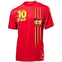 11 verschiedene SPANIEN FANSHIRTS Motive auswählbar - Herren T-Shirt Gr.S bis XXL - Golebros