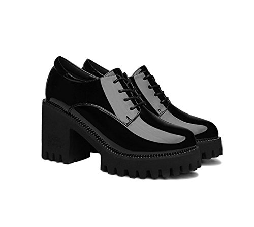 XTIAN , chaussons d'intérieur femme Noir