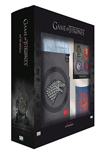 Set regalo Juego de Tronos