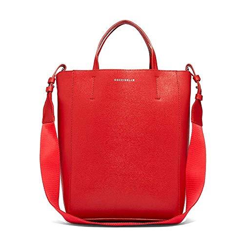 Coccinelle Tasche NOVA Damen Leder rot - E1D60180101R09