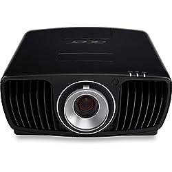 Acer Home V9800 - Proyector (2200 lúmenes ANSI, DLP, 2160p (3840x2160), 100000:1, 16:9, 4,28 - 5,42 m)