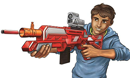 BuzzBee Air Warriors PrecisePro Thermal Hunter Zeichnung