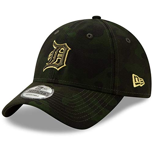 918a4c798873f8 New Era 9Twenty Cap - Armed Forces Day Detroit Tigers