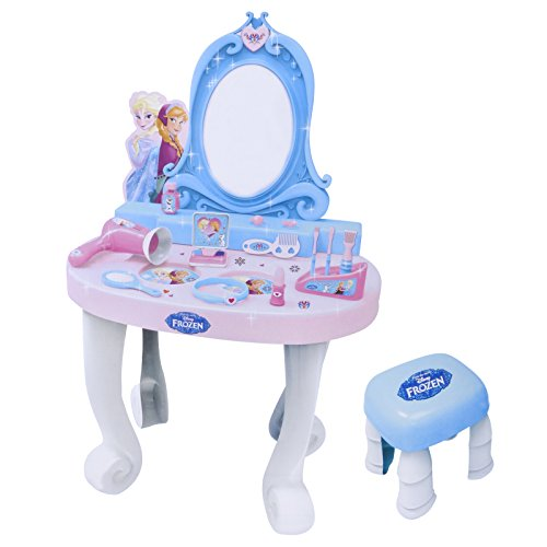 disney rlp 002 frozen gro en schminktisch aktionsfiguren zubeh r schminktische f r kinder. Black Bedroom Furniture Sets. Home Design Ideas