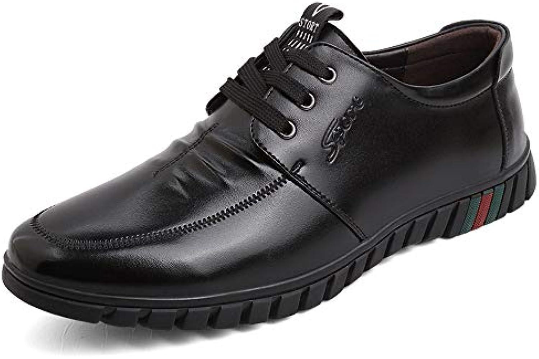 Apragaz Uomo Moda Scarpe Oxford Casual Comodo Super Leggero Leggero Leggero e Morbido Appartamenti scarpe da ginnastica Allacciare Scarpe da... | eccellente  | Gentiluomo/Signora Scarpa  15c587