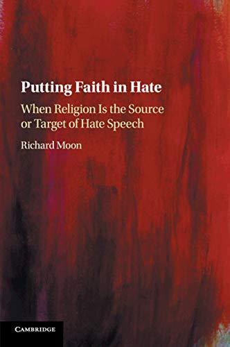 Putting Faith in Hate por Richard Moon