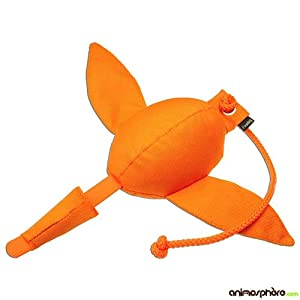 Apportable, Canard Dummy , 600g - Orange - FIREDOG