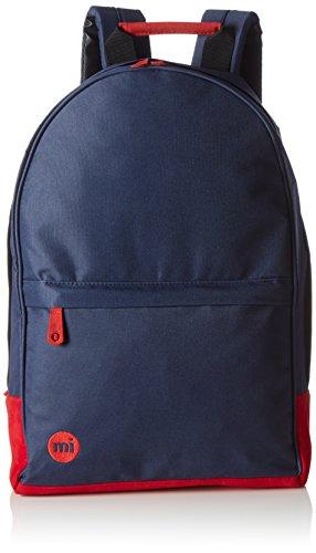 Mi-Pac - Mochila casual , azul marino/rojo (Negro) - Backpack