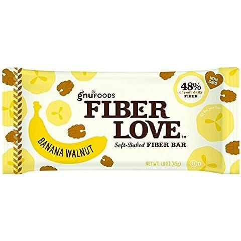 Fiber D'Lish Bar - Banana Walnut 16 Bar(S)