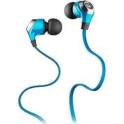 Monster Nlite Casque Audio intra Bleu