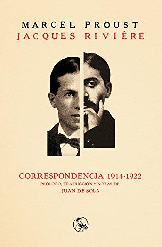 Correspondencia 1914-1922 (Libros del Apuntador)