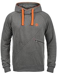 BLEND Cross Herren Kapuzenpullover Hoodie Sweatshirt aus hochwertiger Baumwollmischung