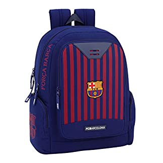 41ReQe1qgpL. SS324  - FC Barcelona Mochila Grande Funda Ordenador, niño.