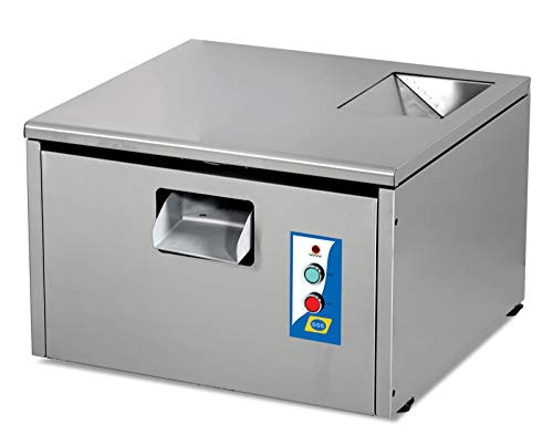 Besteckpoliermaschine Besteckpolierer Besteck polieren Gewerbe Gastronomie