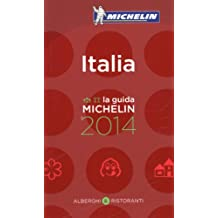 MICHELIN Italia 2014: Hotels & Restaurants (MICHELIN Hotelführer)
