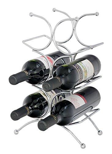 Weinregal Wine Rack Startseite mit Creative Ornamenten Continental Eisen Wein Art Trauben Rost aus Edelstahl (Star Tonton Wars)