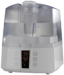 Air-O-Swiss U7147 Humidificateur d'air numérique 40/140 W (Blanc)