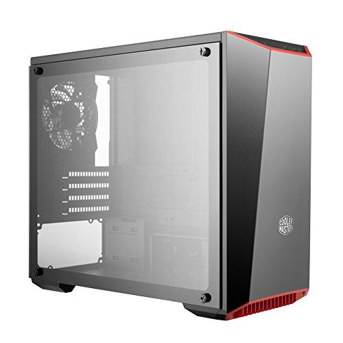 Cooler Master MasterBox Lite 3.1 TG - Cajas de ordenador de sobremesa 'Micro-ATX, Mini-ITX, USB 3.0, Panel lateral de vidrio templado' MCW-L3S3-KGNN-00